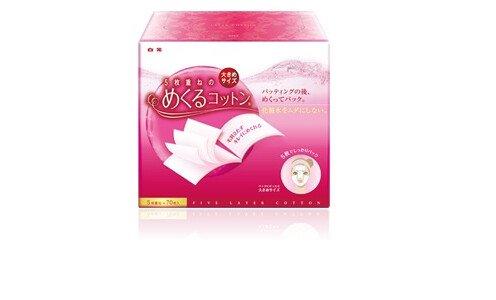 HAKUGEN Mekuru Cotton — 5-слойные ватные диски