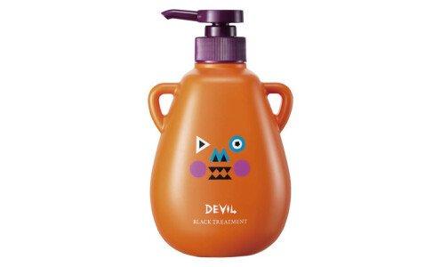 MOLTOBENE Loretta Devil Black Treatment — маска для волос, 500 г.
