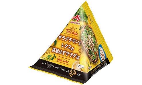 AJINOMOTO Toss Sala — специи для японских салатов