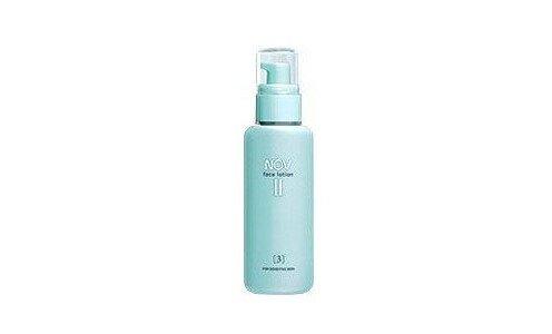 NOV face lotion II, medicated — увлажняющий лосьон для чувствительной кожи, склонной к раздражениям.
