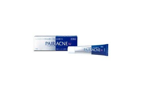 LION Pair Acne Cream W — лечебный крем для локального применения, 14 г.