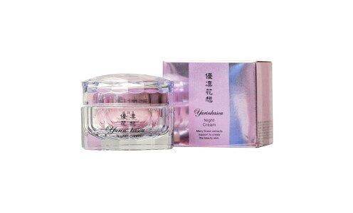 HANAJIRUSHI Yurin Kasou Beauty Repair Night Cream — ночной крем