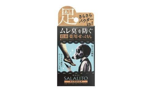 PELICAN Salalito — мыло для ног против запаха