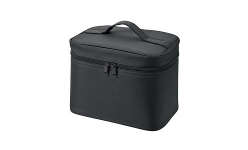 MUJI Nylon Make Box Medium — бьюти-кейс среднего размера