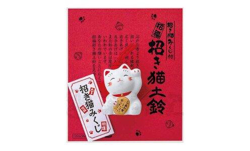 YAKUSHIGAMA Maneki-neko — Манэки-нэко, амулет на удачу