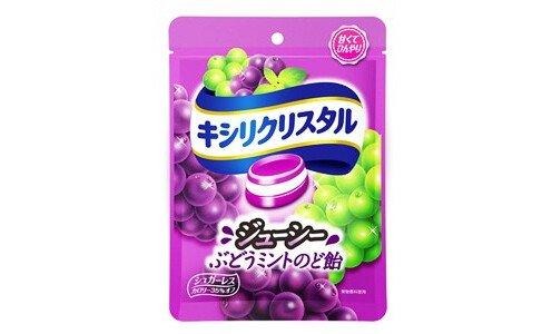 XYLICRYSTAL Budou Mint — леденцы без сахара со вкусом винограда и мяты