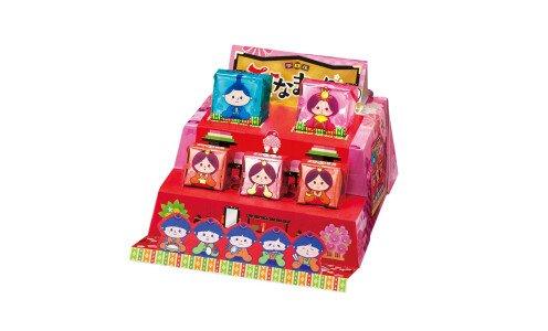TIROL Choco Hinamatsuri — сезонные конфеты в стиле праздника кукол Хина