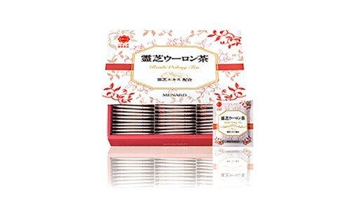 MENARD Reishi Oolong — чай улун с экстрактом гриба рейши (75 пакетиков)