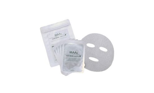 MAAs Face Mask Hydro Plus - маски против фотостарения кожи, 5 шт