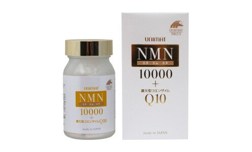 UNIMAT RIKEN NMN10000 +COENZYME Q10 — комплекс для поддержания молодости с NMN и коэнзимом