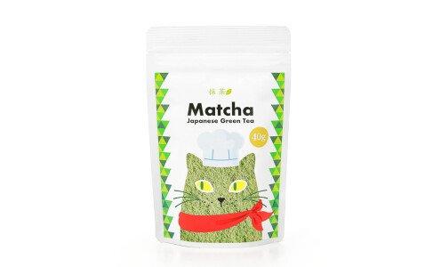 HITOKOTO Matcha — органический чай маття