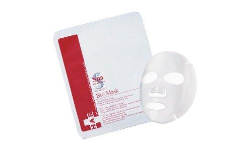 SPA TREATMENT Bio Mask — антивозрастная маска для лица c экстрактом стволовых клеток, 1 шт