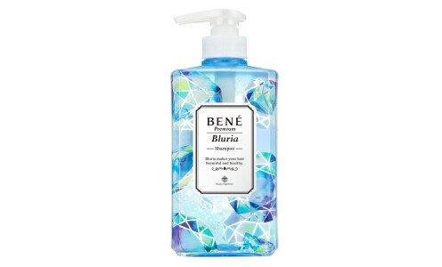BENE Premium Bluria Clear Spa Shampoo — глубоко очищающий шампунь без силиконов