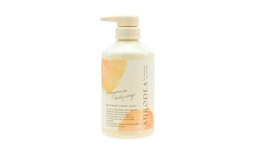AURODEA Pur Neroli Body Soap — гель для душа с ароматом нероли