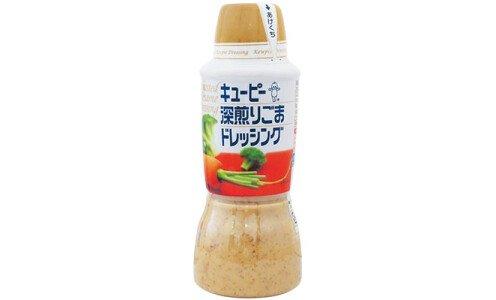 KEWPIE Deep-Roasted Sesame Dressing  — кунжутный  соус, 380ml