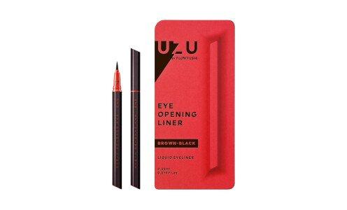 UZU BY FLOWFUSHI Eye Opening Liner — подводка для глаз, brown black