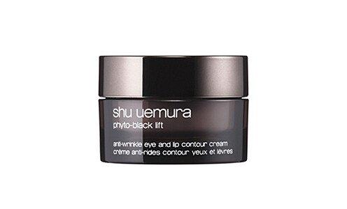 SHU UEMURA Phyto-Black lift anti-wrinkle eye and lip contour cream — крем против морщин вокруг глаз и губ