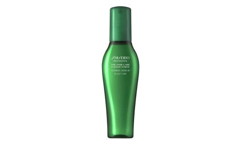 SHISEIDO Fuente Forte Toning Serum — тонизирующий серум для кожи головы,  125 мл