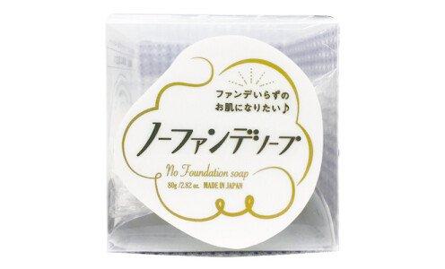 PELICAN No Foundation Soap — мыло для лица