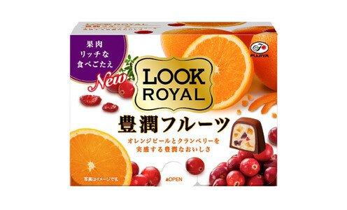 LOOK Royal Zeitaku Fruits — шоколадные конфеты
