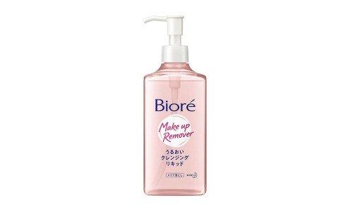 KAO Biore Mild Cleansing Liquid — жидкость для снятия макияжа