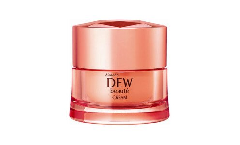 KANEBO Dew Beaute Cream — увлажняющий крем
