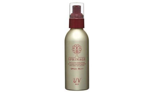 ARIMINO Sprinage UV Milk SPF 23 — санскрин для волос