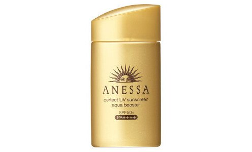SHISEIDO Anessa Perfect UV Aqua Booster — санскрин для лица и тела, 60 мл.