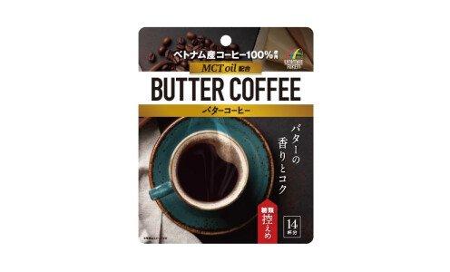 UNIMAT RIKEN Butter Coffee — растворимый кето-кофе