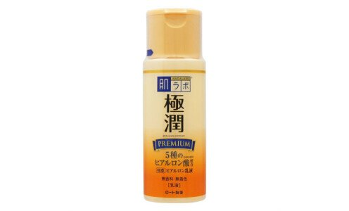 HADA LABO Super Moist Emulsion — глубоко увлажняющая эмульсия