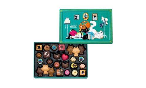 GONCHAROFF Angege Boutique I — большой набор шоколадных конфет