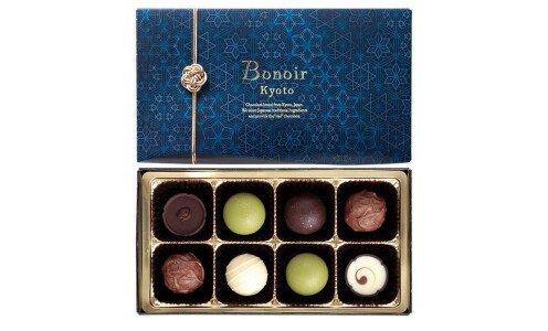 BONOIR KYOTO Kyo Chocola Assort — шоколадные конфеты