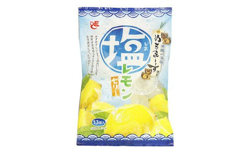 ACE BAKERY Salt Lemon Jelly — желе с лимоном и солью