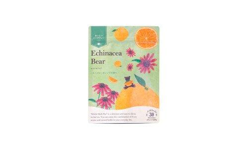 TREE OF LIFE Tasty Herb Tea Echinacea Bear — травяной чай с эхинацеей и шиповником