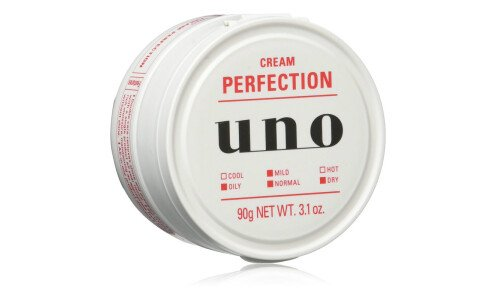 SHISEIDO UNO Cream Perfection — крем-гель для мужской кожи