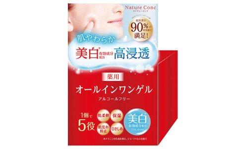 NARIS UP Nature Conc Moisture Gel — увлажняющий крем-гель