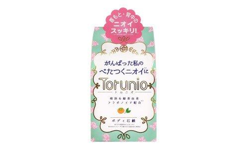 PELICAN Torunio — мыло для тела против возрастного запаха