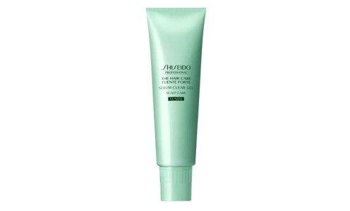 SHISEIDO Fuente Forte Sebum Clear Gel — очищающий гель для кожи головы