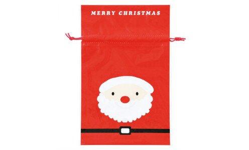Подарочная упаковка Мешок Деда Мороза (gift bag)