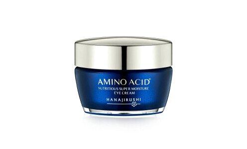 HANAJIRUSHI Amino Acid Nutritious Super Moisture Eye Cream — увлажняющий крем для век