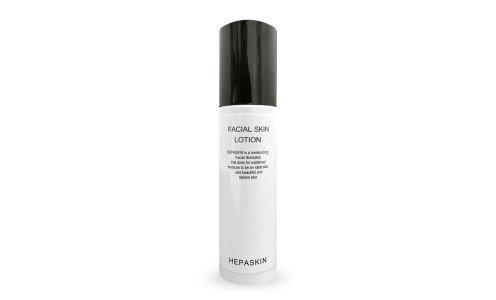 HEPASKIN Facial Skin Lotion, medicated — ламеллярный лосьон для профилактики обезвоживания и проблем кожи