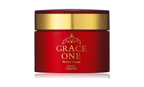 KOSÉ Cosmeport Grace One Cream — питательный крем для возрастной кожи
