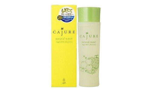 ZETTOC Cajure Natural Water — увлажняющий лосьон