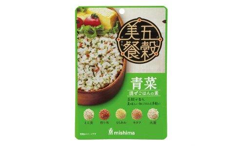 MISHIMA Gokoku Bisan — мультизерновая приправа для риса