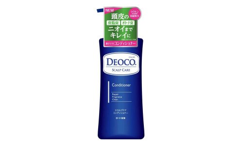 ROHTO Deoco Scalp Care Conditioner  — бальзам с уходом за кожей головы