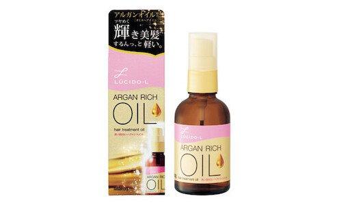 LUCIDO LUCIDO-L Argan Rich Oil — масло для волос