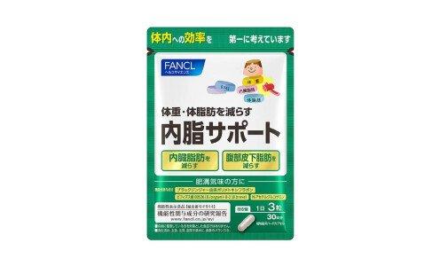 FANCL Internal Fat Support — комплекс для уменьшения абдоминального жира