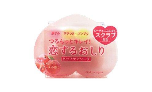 PELICAN Koi Suru Oshiri — полирующее мыло для бедер и ягодиц