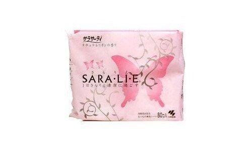 SARASATY SARA・LI・E (Natural Linen) — ежедневные прокладки.