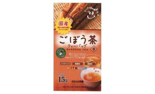 NOMURA Burdock Tea — чай из корня лопуха